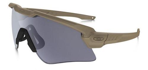 Oakley SI Ballistic M Frame Alpha Terrain Tan - Grey Lenses