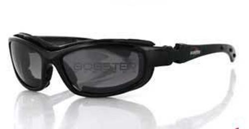 Road Hog II Convertible, Black Frame, 4 Lenses