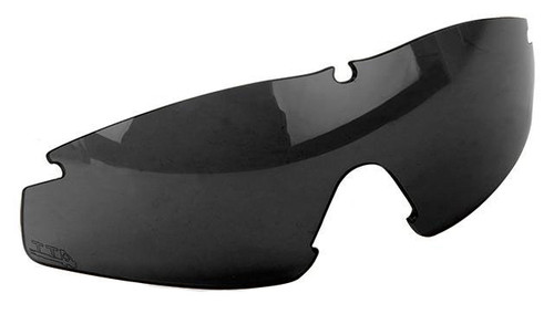 TTD No Fog Tactical Military Spec Ballistic Shooting Glasses Interchangeable Lens (Color: Smoke)