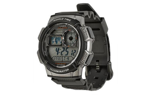 Casio Men's AE-1000W Resin Sport Digital Watch