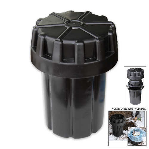 MTM Survival Ammo Can - Black