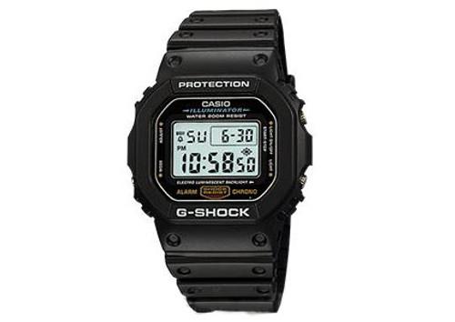 Casio G-Shock Classic Series DW5600E-1 Digital Watch