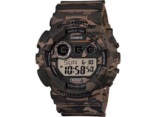 Casio G-Shock GD120CM-5 Digital Watch - Camo