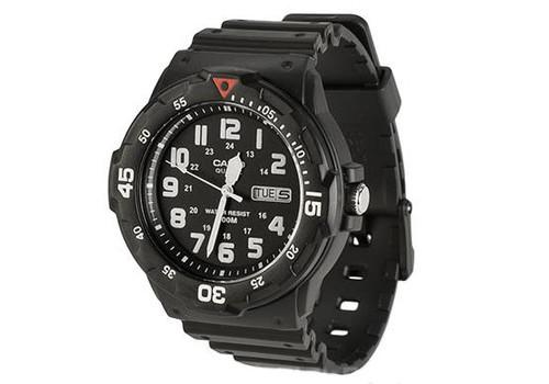 Casio MRW200HB-3BV Analog Military Watch - Green / Black