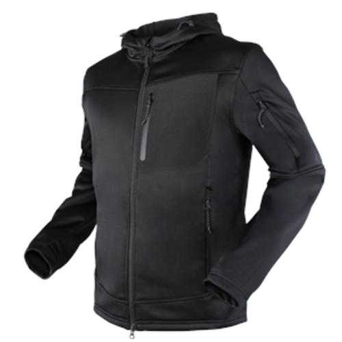 Condor Cirrus Technical Fleece Jacket - Black