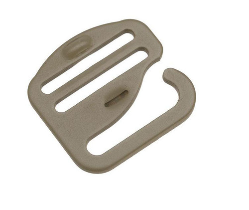 TMC X-Con G Sharp Webbing Hook (Color: Khaki)