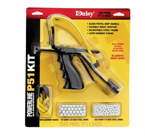 Daisy Powerline 951 Slingshot Starter Package