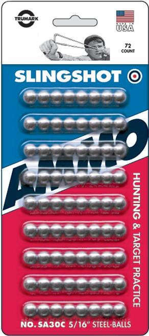Slingshot Ammo 5/16 inch