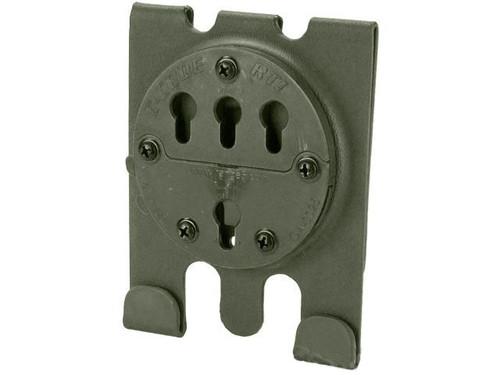 G-Code RTI 3 Row MOLLE Claw - OD Green