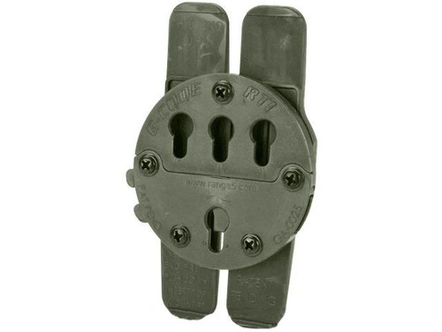G-Code RTI H-MAR MOLLE Adapter - OD Green