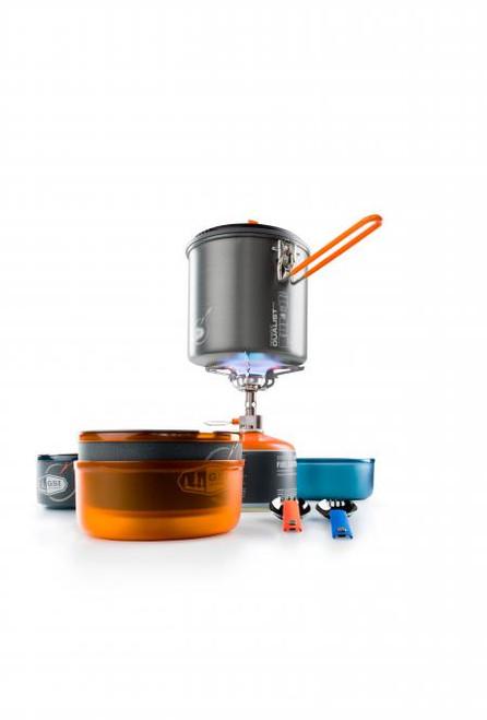 GSI Outdoors Pinnical Dualist Kit