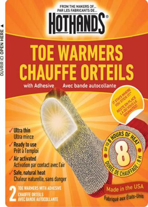 HeatMax Toe Warmers
