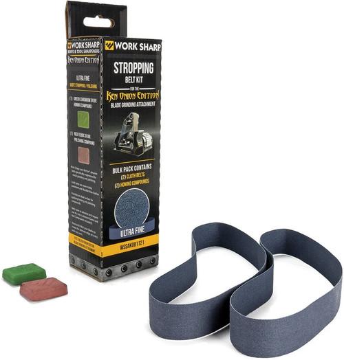 Ken Onion Stropping Belt Kit