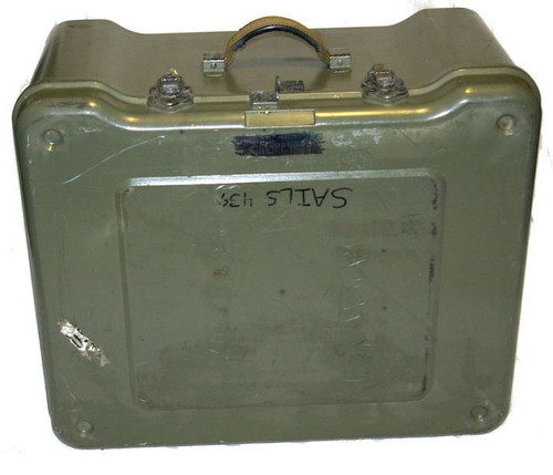 Canadian Armed Forces Barracks Box