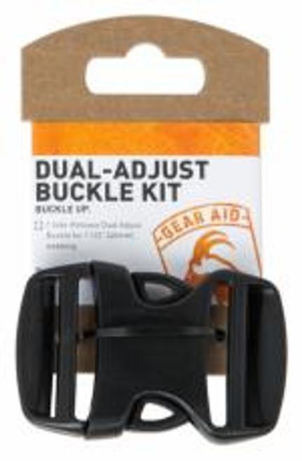 """McNett Dual Adjust Buckle Kit - 3/4"""""""
