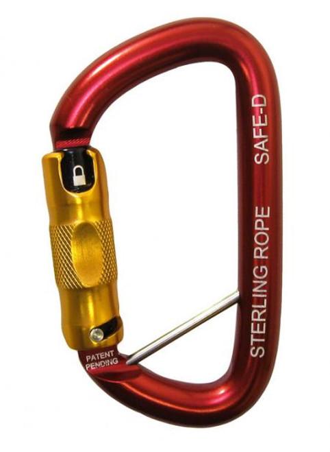 Sterling Rope Safe'D w/pin - Twistlock
