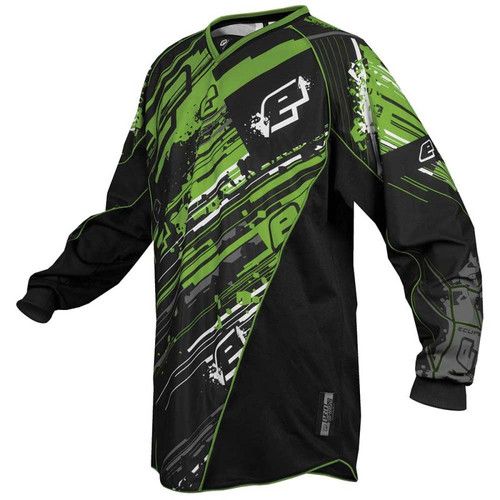 Planet Eclipse Rain Paintball Jersey - Lizzard