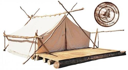 Woods Industrial Prospector Tent 8'x10'x8.25'x5'