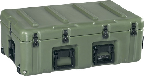 Pelican Hardigg Medical Container