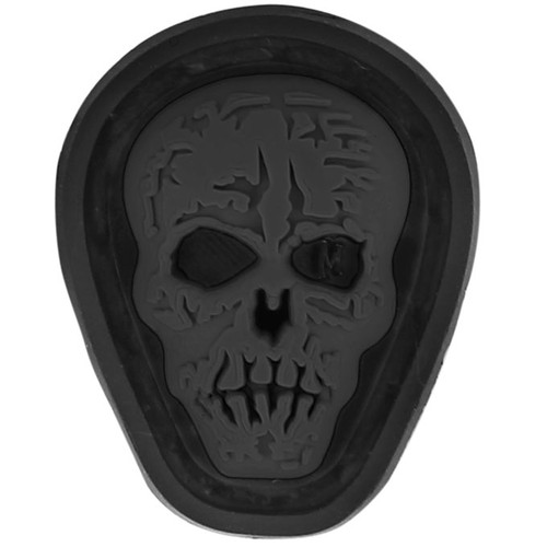 Hi Relief Skull Micro Moral Patch - Stealth