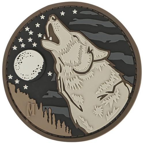 Wolf Patch - Arid - Moral Patch