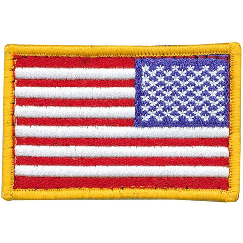 Reversed US Flag - Moral Patch