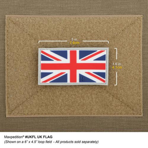 UK Flag - Moral Patch