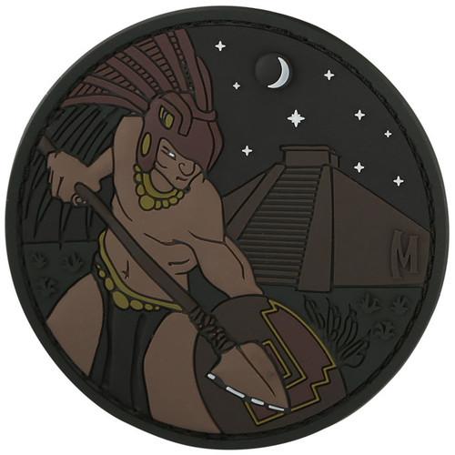 Aztec Warrior PVC - Morale Patch - Stealth
