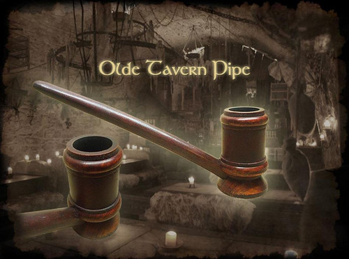 MacQueen Pipes 'The Olde Tavern Pipe