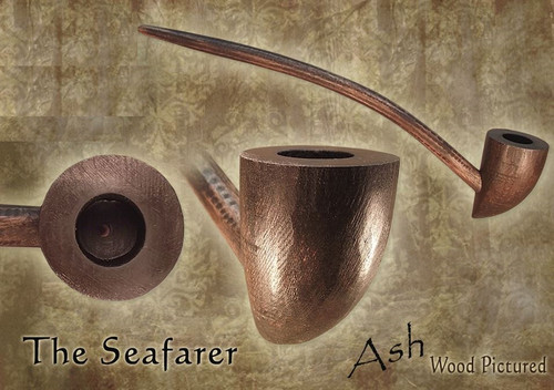 MacQueen Pipes 'The Seafarer' - Ash Wood