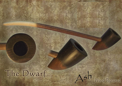 MacQueen Pipes 'The Dwarf' - Ash Wood