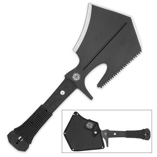 United 3170 Colombian Field Survival Shovel