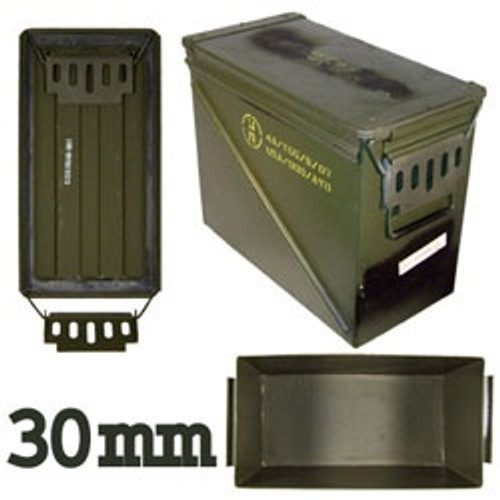 U.S. Armed Forces 30mm Ammo Can
