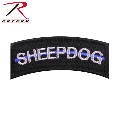Thin Blue Line Sheepdog Morale Patch