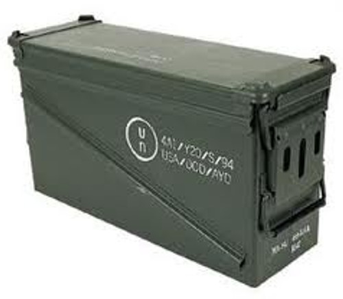 U.S. Armed Forces 40mm Ammo Can
