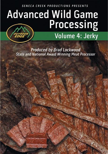 Advanced Jerky Processing DVD