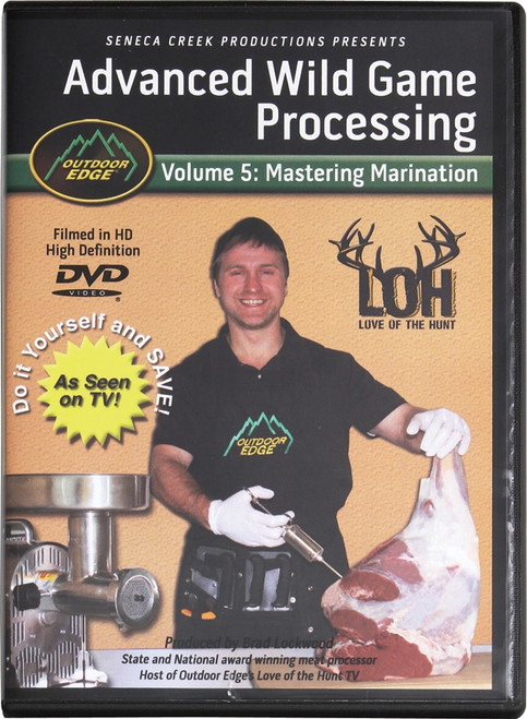 Advanced Wild Game Processing