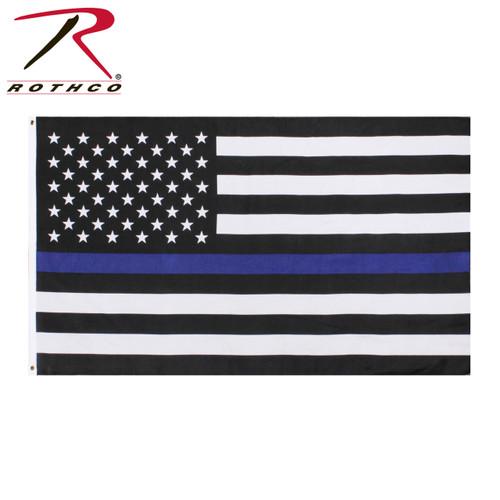 Rothco Thin Blue Line U.S. Flag