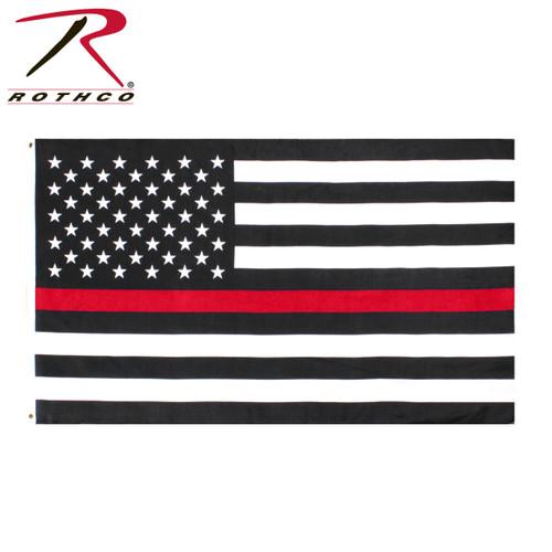 Rothco Thin Red Line US Flag