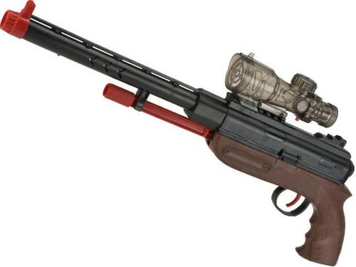 2 in 1 Dart and H2O Soft Bullet Lever Action Shotgun