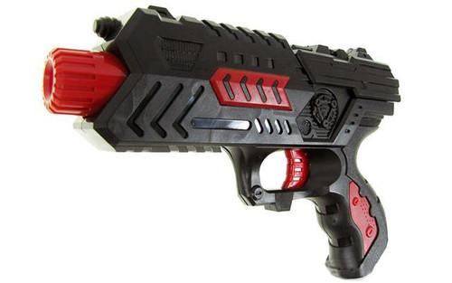 2 in 1 Dart and Soft Bullet Dart Pistol