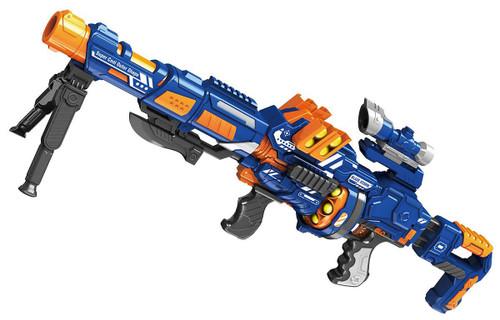 Blaze Storm ZC7091 Foam ball gun with Scope, Bipod and Mock Bayonet