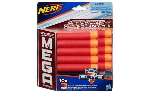 NERF N-Strike Elite MEGA Darts - 10 Pack
