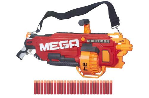 """Nerf N-Strike Mega """"Mega Mastodon"""" Blaster"""