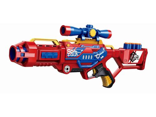Storm Blaze 7068 Semi Automatic Dart Gun Package