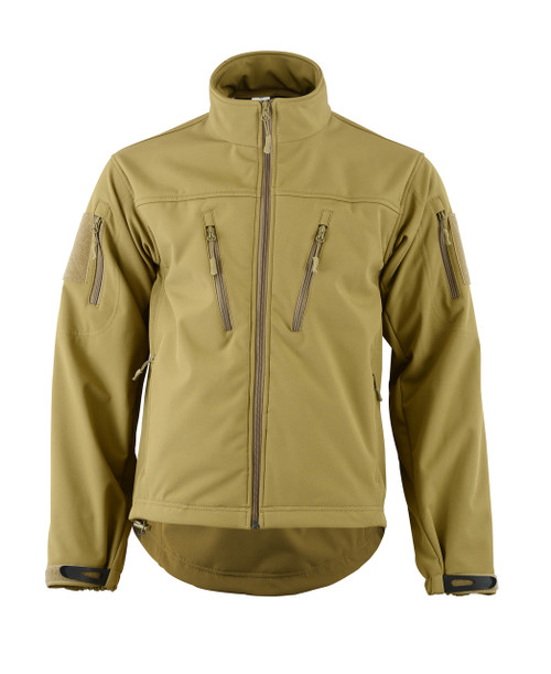 RedBack Gear SIERA Tactical Soft Shell Jacket
