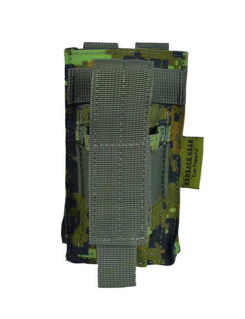 Redback Gear M4/9mm Single Open Top Mag Pouch