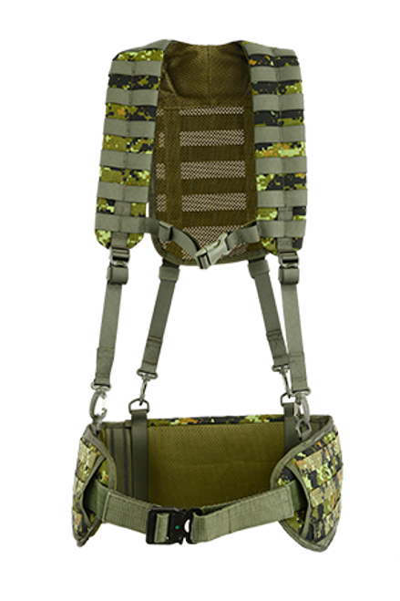 Shadow Strategic Field Webbing System