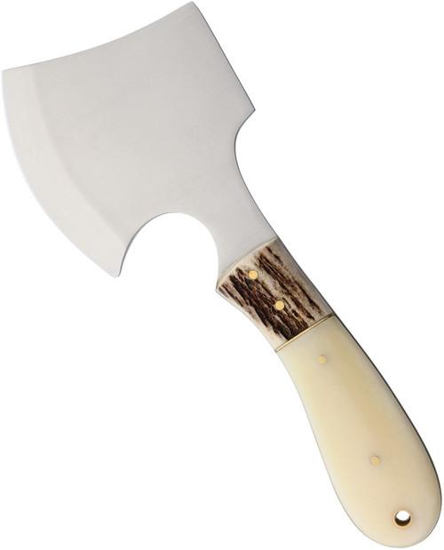 Hatchet Smooth Bone Handle