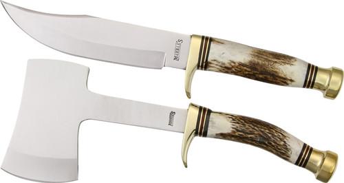 Knife/Axe Combo